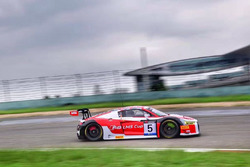#5 Audi R8 LMS Cup car