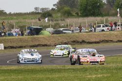 Facundo Ardusso, JP Racing Dodge, Laureano Campanera, Donto Racing Chevrolet, Nicolas Gonzalez, A&P Competicion Torino