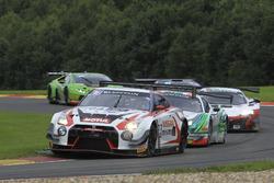 #23 Nissan GT Academy Team RJN, Nissan GT-R Nismo GT3: Lucas Ordonez, Mitsunori Takaboshi, Alex Buncombe