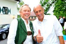 Peter Kraus ve Hans-Joachim Stuck