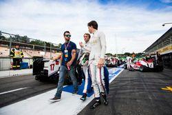 Ralph Boschung, Koiranen GP and Matthew Parry, Koiranen GP