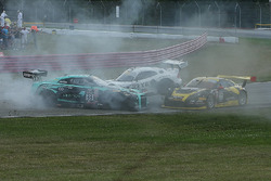 Crash in Turn 1