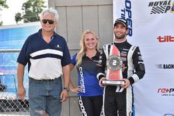 2. Platz: André Negrao, Schmidt Peterson Motorsports