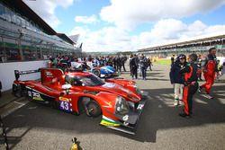 #43 RGR Sport by Morand Ligier JSP2 - Nissan : Ricardo Gonzalez, Filipe Albuquerque, Bruno Senna