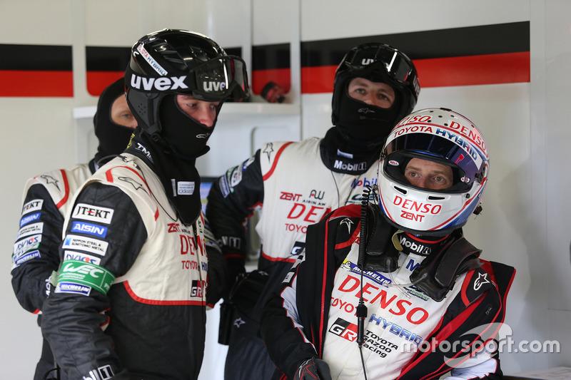 アンソニー・デビッドソン/Anthony Davidson Toyota Gazoo Racing