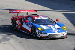 #66 Ford Performance Chip Ganassi Racing Ford GT: Joey Hand, Dirk Müller
