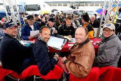 Marco Werner, Jochen Mass, Ellen Lohr