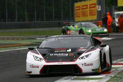 #78 Barwell Motorsport, Lamborghini Huracan GT3: Leo Machitski, Marco Attard, Marco Mapelli