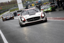 #35 Car Collection, Mercedes SLS GT3; Doninik Jöst; Florian Scholze