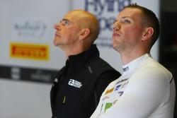 #24 Team Parker Racing, Bentley Continental GT3: Ian Loggie, Callum Macleod