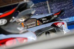 Hyundai Motorsport takım alanı