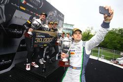 #8 Bentley Team M-Sport, Bentley Continental GT3: Andy Soucek, Maxime Soulet, Wolfgang Reip és all w