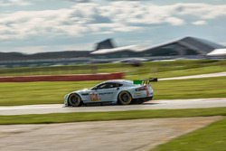 #96 Aston Martin Racing, Aston Martin V8 Vantage: Roald Goethe, Stuart Hall, Richie Stanaway