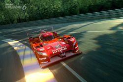 Gran Turismo 6, Nissan GTR-LM Nismo