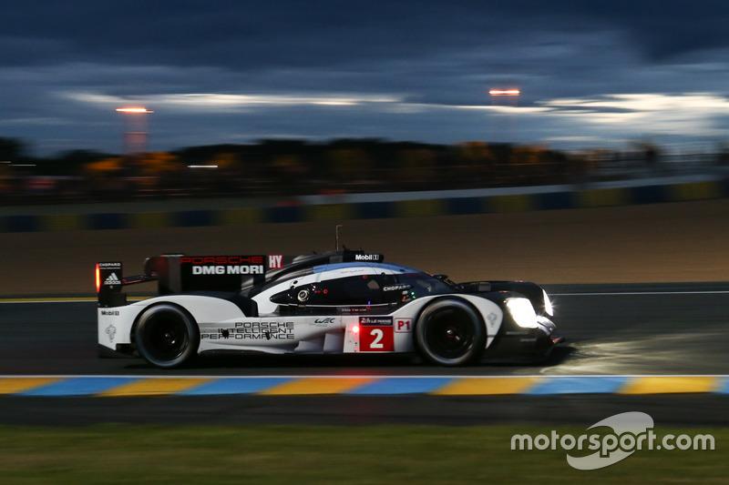 1. LMP1: #2 Porsche Team, Porsche 919 Hybrid