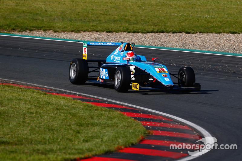 Fabio Scherer, Jenzer Motorsport