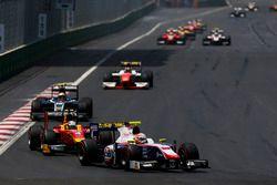 Luca Ghiotto, Trident devance Jordan King, Racing Engineering & Artem Markelov, RUSSIAN TIME