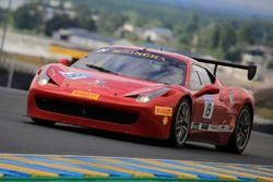 #19 Formula Automobile Ferrari 458 Challenge Evo: Per Nielsen