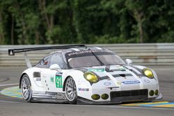 #91 Porsche Motorsport, Porsche 911 RSR: Nick Tandy, Patrick Pilet, Kevin Estre