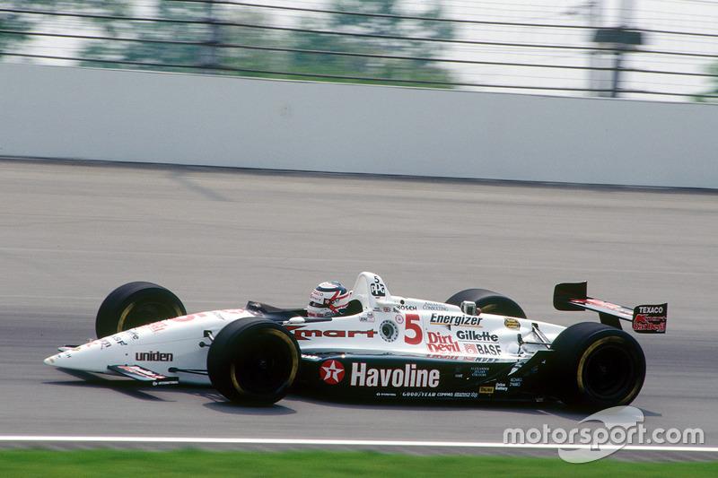 1993 - IndyCar - Newman Haas