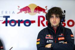 Марко Матасса, гоночный инженер Scuderia Toro Rosso