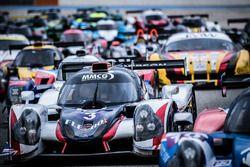 #3 United Autosports, Ligier JSP3 - Nissan: Matt Bell, Mark Patterson