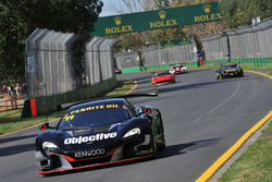 #11 Objective Racing McLaren 650S GT3 Tony Walls