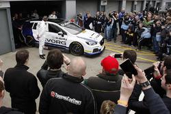 Team BMR Subaru launch
