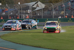Chaz Mostert, Rod Nash Racing Ford goes off track