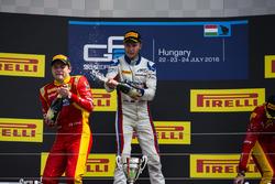 Sergey Sirotkin, ART Grand Prix et Jordan King, Racing Engineering