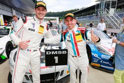 Winners #17 KÜS TEAM 75 Bernhard, Porsche 911 GT3 R: Kévin Estre, David Jahn