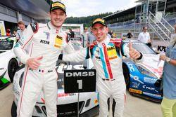 Sieger #17 KÜS TEAM 75 Bernhard, Porsche 911 GT3 R: Kévin Estre, David Jahn
