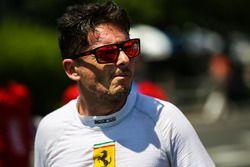 #62 Risi Competizione Ferrari 488 GTE: Giancarlo Fisichella