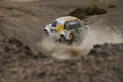 #151 Toyota Tacoma: David Bensadoun, Patrick Beaule