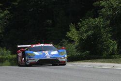 #66 Chip Ganassi Racing Ford GT: Joey Hand, Dirk Müller