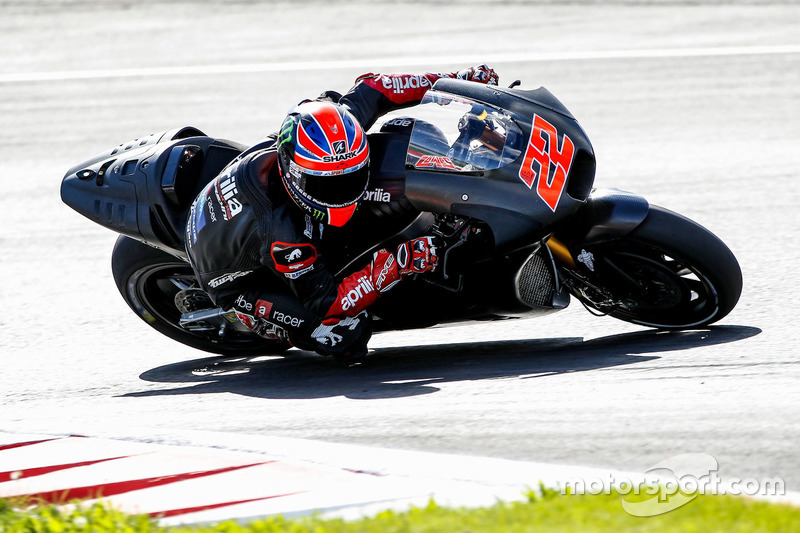 Sam Lowes, Aprilia Gresini Racing Team