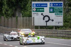 #48 Murphy Prototypes, Oreca 03R Nissan: Ben Keating, Jeroen Bleekemolen, Marc Goossens