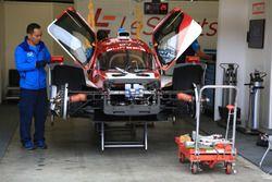 #33 Eurasia Motorsport Oreca 05 Nissan