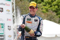 GTD podium: winner Jeroen Bleekemolen