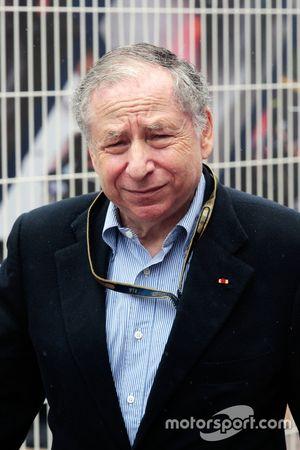 Jean Todt, FIA Başkanı
