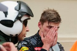 Max Verstappen, Red Bull Racing abandonne