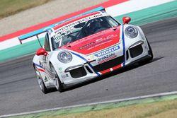 Porsche 911 GT3 CUP #7, Iaquinta - Giovesi, Dinamic Motorsport