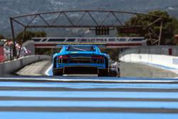 Action auf dem Circuit Paul Ricard in Le Castellet