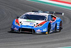 Lamborghini Huracan GT3, Frassineti-Gattuso, Ombra Racing