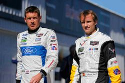Richard Westbrook, Chip Ganassi Racing Ford GT, Antonio Garcia, Corvette Racing