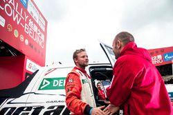 #169 Ford: Jose Eduardo Vanzzini, Dakar Team