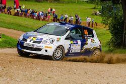 Артур Мурадян и Павел Челебаев, Renault Clio RS