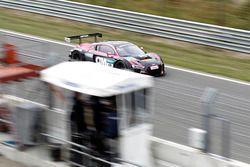 #44 Aust Motorsport, Audi R8 LMS: Mikaela Åhlin-Kottulinsky, Marco Bonanomi