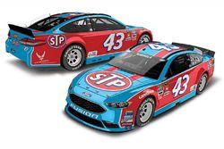 Aric Almirola, Richard Petty Motorsports Ford esquema especial retro