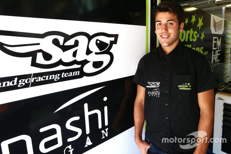 Jesko Raffin, SAG Team